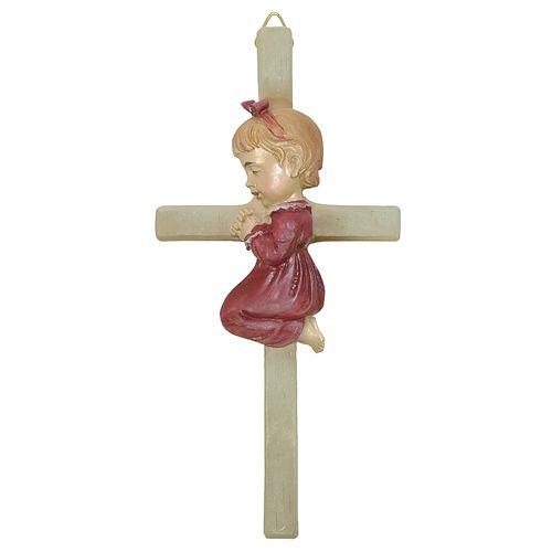 Kreuz Für Kinderzimmer   H041 M Wandkreuz Fur Madchen Porzellan Mehr